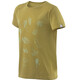 Houdini Kids Rock Steady Tee Dried Palm Green